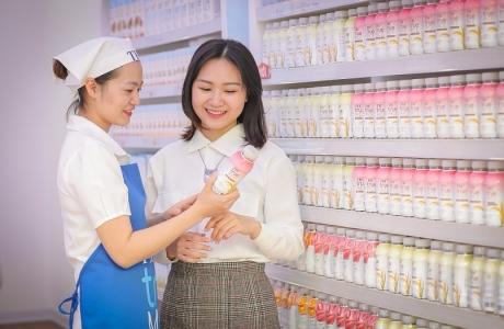 Tập đoàn TH tiếp tục ra mắt sản phẩm từ gạo - Nước gạo lứt đỏ TH true RICE tiên phong 3
