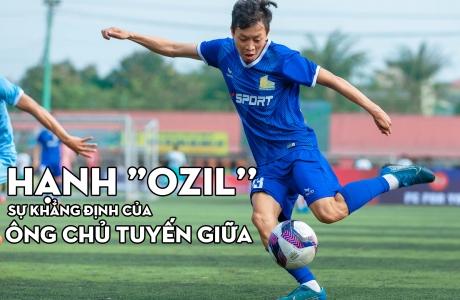 """HẠNH """"OZIL'' - Sự khẳng định của ông chủ tuyến giữa - Vô địch sân 7 Bắc Miền Trung 2021"""