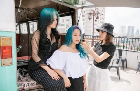 NTM tóc Kim Loan: Tôi từng muốn bỏ nghề