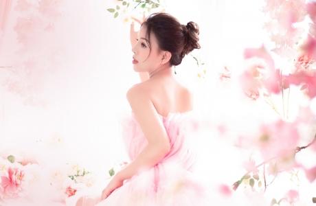 Minh Phấn: Cô gái yêu thích từ thiện, mong muốn trở thành diễn viên truyền hình