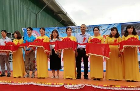 Khánh thành nhà máy sản xuất các sản phẩm OCOP tại Nam Yang