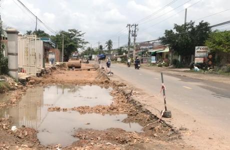 Dự án đường Đất Sét – Bến Củi: Dân kêu cứu khẩn cấp vì nhiều vấn đề bất cập