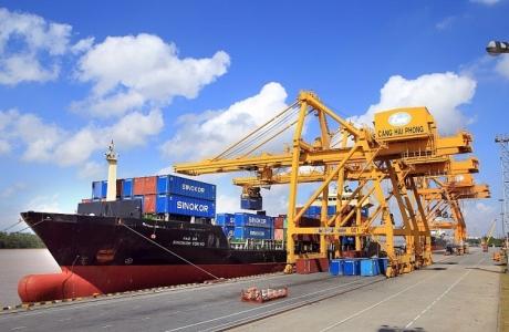 Kim ngạch xuất nhập khẩu năm 2021 có thể đạt 600 tỷ USD