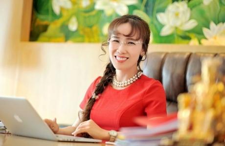 Những nữ tỷ phú Việt tiếp tục