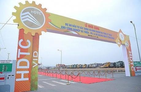 Vĩnh Phúc: Được Thủ tướng phê duyệt 2.500 tỷ đồng đầu tư hạ tầng kỹ thuật KCN Bá Thiện - phân khu I
