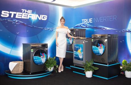 Thêm lựa chọn cho gia đình Việt với sản phẩm máy giặt mới Casper