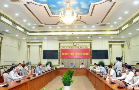 Giãn cách xã hội TPHCM; phong tỏa toàn bộ quận Gò Vấp; tạm dừng tuyển sinh lớp 10