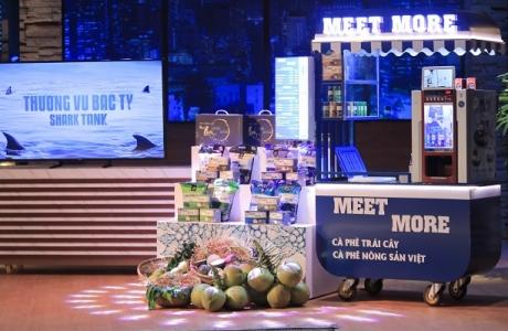 Startup cà phê trái cây xu hướng mới của giới trẻ được 4 Shark đồng thuận đề nghị đầu tư 30 tỷ