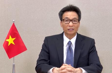 Cam kết của Việt Nam, cũng là lời kêu gọi cộng đồng quốc tế trong phòng, chống HIV/AIDS