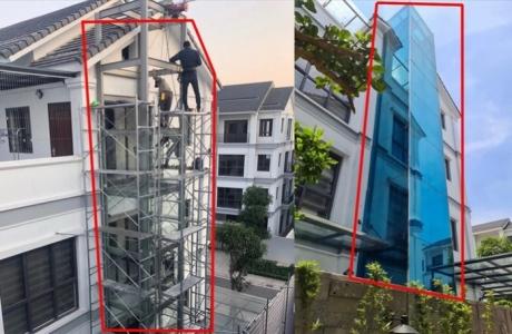 Gamuda Land bị xử phạt vì xây công trình không đúng thiết kế được duyệt
