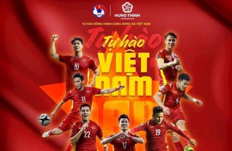 Tập đoàn Hưng Thịnh thưởng 2 tỉ đồng cho đội tuyển Việt Nam vì thành tích xuất sắc tại vòng loại World cup 2022