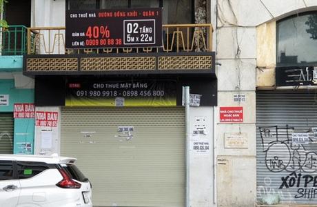 Savills: Nhà phố cho thuê TP HCM giảm giá sâu, khách hàng chiếm thế thượng phong