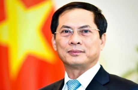 Bộ trưởng Ngoại giao Nguyễn Thanh Sơn: 'Dĩ bất biến, ứng vạn biến' để phát triển'