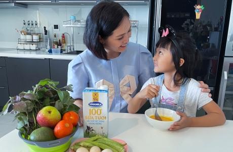 'Giấc mơ sữa Việt'- giải pháp mua sữa tiện lợi mùa giãn cách