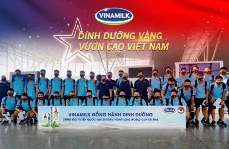 Bí quyết dinh dưỡng vàng cho trận thắng đậm đầu tiên của Đội tuyển Việt Nam tại Vòng Loại