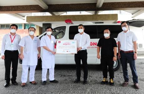 Tập đoàn Hưng Thịnh hỗ trợ khẩn hàng chục tỷ đồng cho Thành phố Hồ Chí Minh phòng, chống dịch Covid - 19