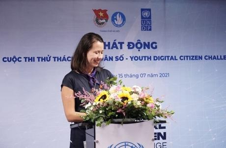 """Phát động cuộc thi """"Thử thách công dân số"""" dành cho người trẻ tại Việt Nam"""