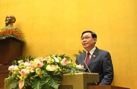 """Kì vọng Quốc hội sẽ hoạt động """"thực chất, thực quyền"""" hơn nữa dưới sự điều hành của Chủ tịch Quốc hội Vương Đình Huệ"""