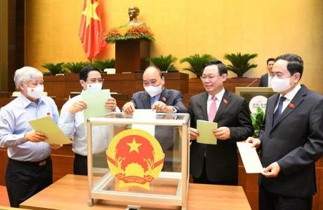 Ông Trần Sỹ Thanh tiếp tục là Tổng Kiểm toán Nhà nước, Thiếu tướng Lê Tấn Tới giữ chức Chủ nhiệm Ủy ban Quốc phòng – An ninh