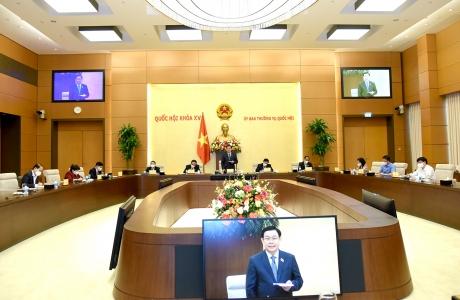 Quốc hội sẽ quyết nghị về phòng, chống COVID -19