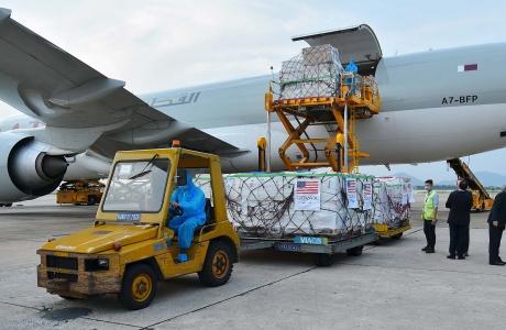WHO sẽ tiếp tục chuyển vaccine COVID-19 tới Việt Nam để giúp Chính phủ bảo vệ cuộc sống của người dân