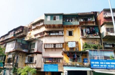 Các quy định về cải tạo, xây dựng lại nhà chung cư theo Nghị Định mới