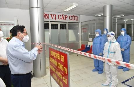 Thành lập Tổ công tác đặc biệt của Chính phủ thực hiện công tác phòng, chống dịch Covid - 19