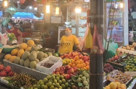 Mô hình phát phiếu đi chợ, siêu thị là cần thiết để bảo đảm giãn cách