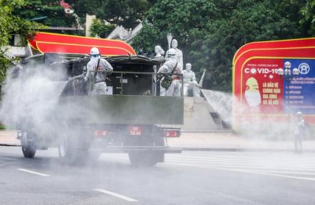 Bổ sung hơn 1.500 tỷ đồng cho Bộ Quốc phòng thực hiện công tác phòng, chống dịch Covid - 19