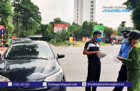 Hà Nội: Phát hiện một xe