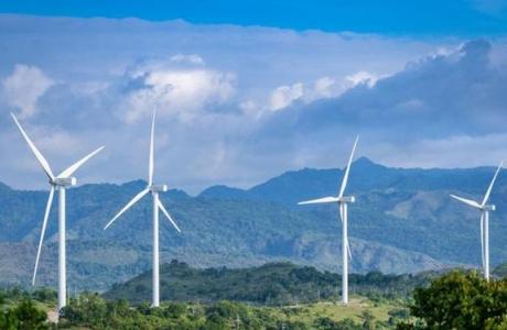 Mối hợp tác kín giữa Tân Hoàn Cầu Group và DongFang Electric tại Điện gió Hướng Hiệp 1