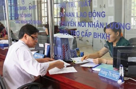 Hướng dẫn thủ tục nhận hỗ trợ với người lao động làm tại doanh nghiệp