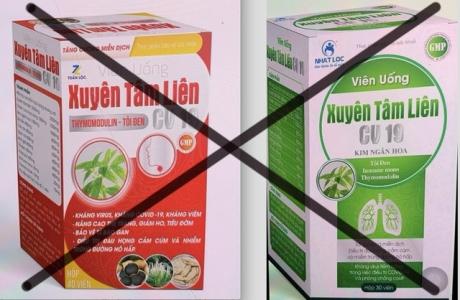 Bộ Y tế cảnh báo khi mua các sản phẩm quảng cáo phòng bệnh Covid - 19