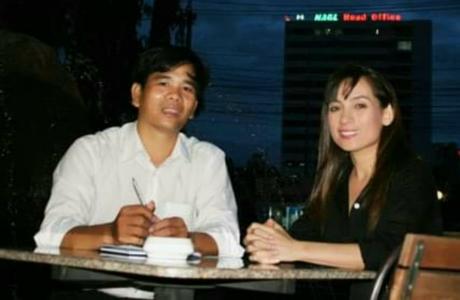 Tôi và ca sĩ Phi Nhung về 10 năm trước