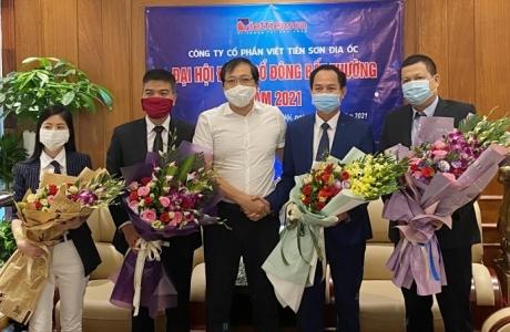 Việt Tiên Sơn Địa ốc (AAV) đã có tân Chủ tịch HĐQT