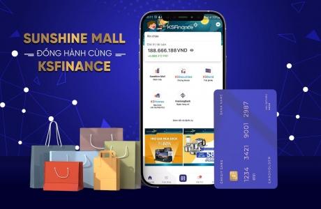 Sunshine Mall chính thức mở bán trên KSFinance App