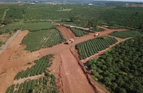 Bộ Xây dựng: 'Có cá nhân mua cả một quả đồi rồi tách bán 2.000 lô đất mà không lập dự án'