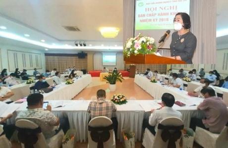 Hiệp hội Doanh nghiệp tỉnh Gia Lai tổ chức hội nghị BCH khóa II
