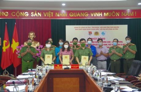 Công an tỉnh Thái Nguyên phát động cuộc thi đua đặc biệt