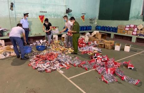 QLTT Bắc Giang tăng cường kiểm tra, kiểm soát thị trường dịp Tết Trung thu