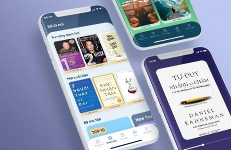 Ứng dụng âm thanh số Fonos nhận được 1,1 triệu USD từ các Quỹ đầu tư của Singapore và Hoa Kỳ