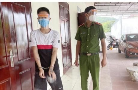 Vĩnh Lộc - Thanh Hóa: Trốn truy nã bị bắt tại chốt kiểm dịch