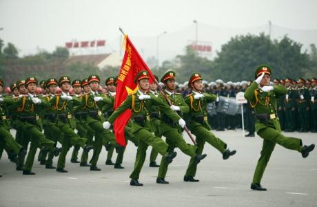 Năm lời thề trước anh linh Hồ Chủ tịch – nguồn sức mạnh của lực lượng CAND trong sự nghiệp bảo vệ an ninh Tổ quốc