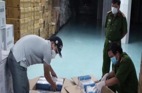 Phát hiện 9.200 hộp thuốc điều trị Covid - 19 chưa được kiểm định, cấp phép