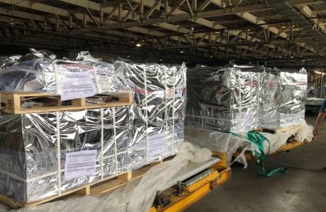 100.000 lọ thuốc đặc trị Covid - 19 đã về đến Việt Nam