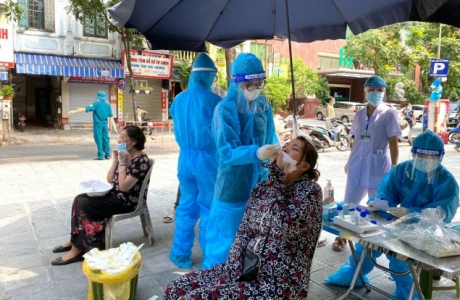 Ngày 26/9 Hà Nội không phát sinh ca nhiễm, cả nước ghi nhận hơn 10.000 ca nhiễm Covid mới