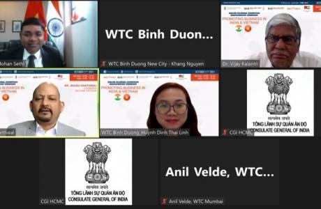 Thúc đẩy kết nối giao thương Ấn Độ - Việt Nam hậu Covid - 19