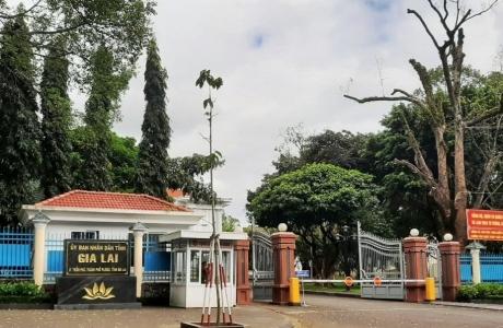 Công bố Quyết định thanh tra về trách nhiệm tại UBND tỉnh Gia Lai