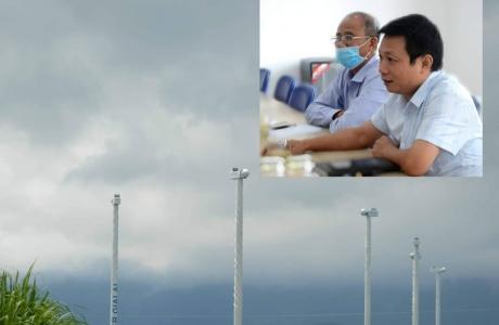 Nhà máy Điện gió Hưng Hải Gia Lai chuẩn bị hòa lưới điện Quốc gia