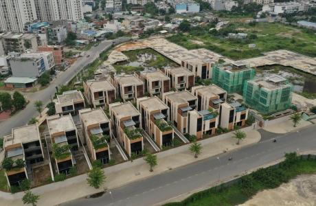 Dịch bệnh khiến thị trường bất động sản sụt giảm cả về nguồn cung và giao dịch